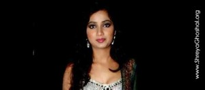 Shreya Ghoshal launches Dharmic Sabha's Diwali month of activities