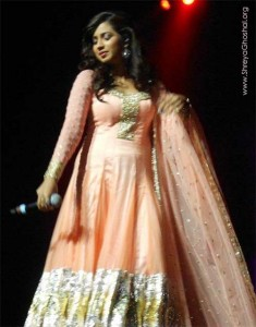 Shreya Ghoshal to entertain SA