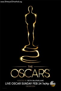 Oscars Awards 2013