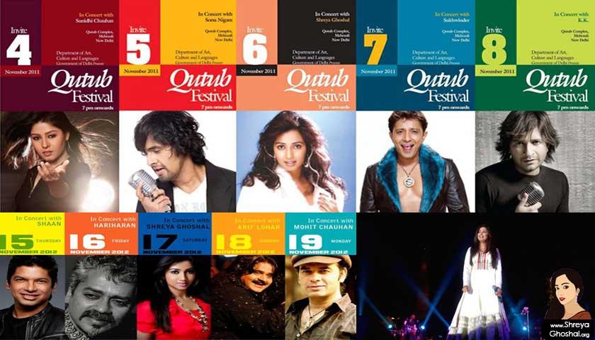 Qutub Festival 2012