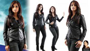 Shreya Ghoshal wears black jeans