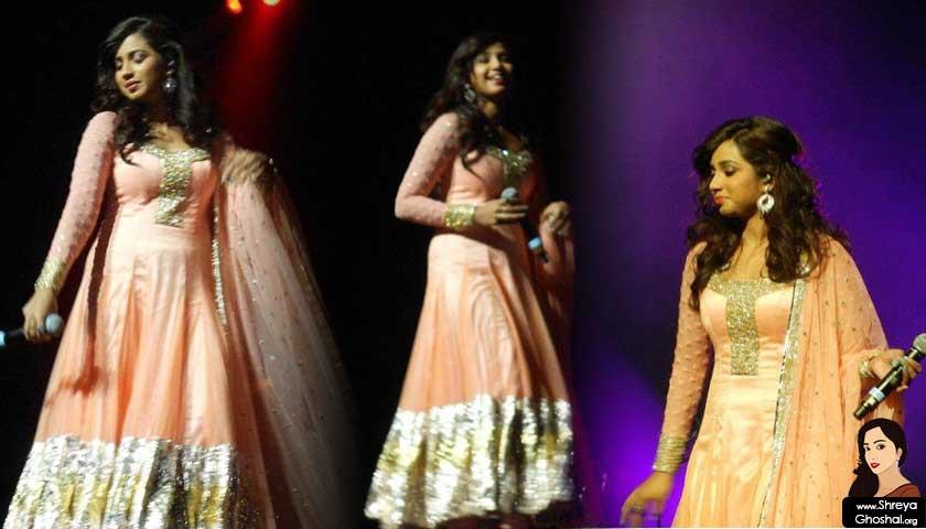 Shreya Ghoshal Durban live concert