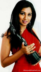 Shreya Ghoshal, Shreya wears red, Ghoshal wears pink, gorgeous Shreya Ghoshal