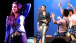 Singer Shreya Ghoshal Sizzles at Sensational Concert