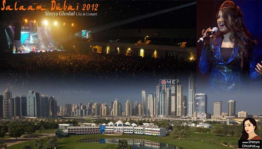 salaam dubai 2012