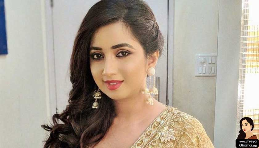 Golden girl, Shreya Ghoshal