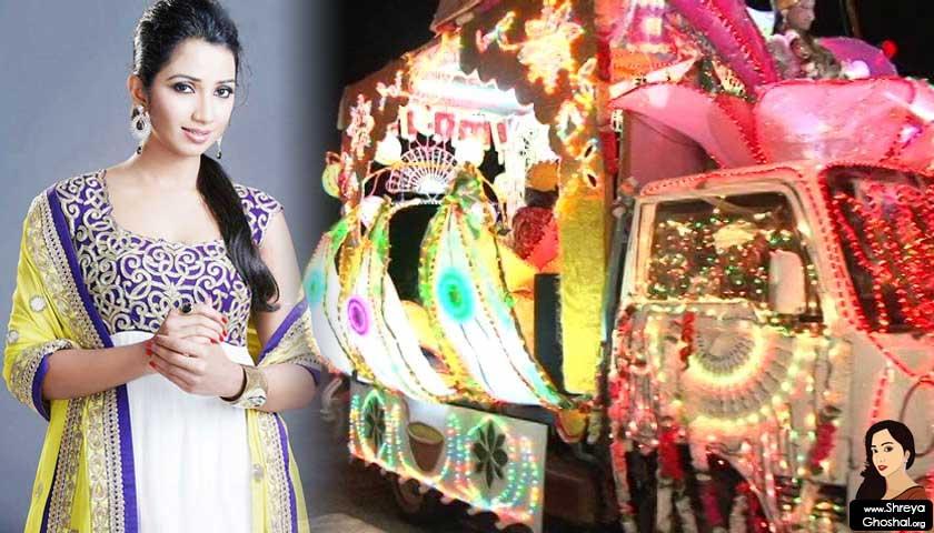 shreya ghoshal, 2012 diwali