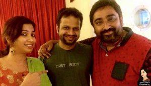 shreya ghoshal, Jayachandran