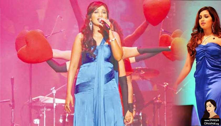 Shreya Ghoshal concert show