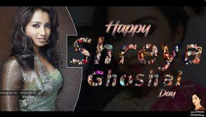 Shreya Ghoshal, day