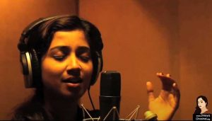 shreya ghoshal ente the movie, promo