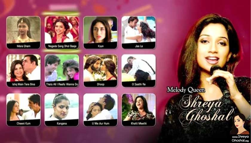 shreya-ghoshal, playback singer