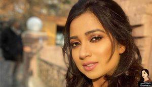 pretty face of Shreya Ghoshal
