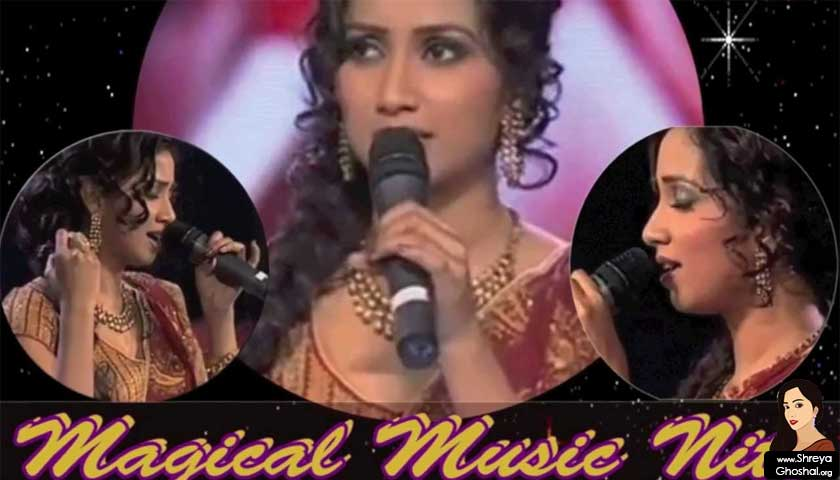 shreya ghosha, tribute