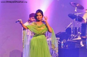 shreya ghoshal mauritus live