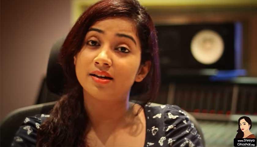 Shreya Ghoshal - Desingu Raja Exclusive Interview