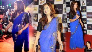 Shreya Ghoshal @ Mirchi Awards 2013