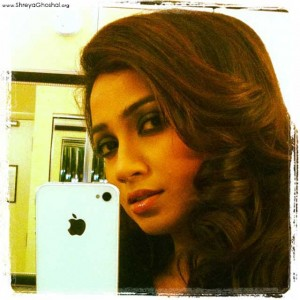 clicked by Shreya Ghoshal - click