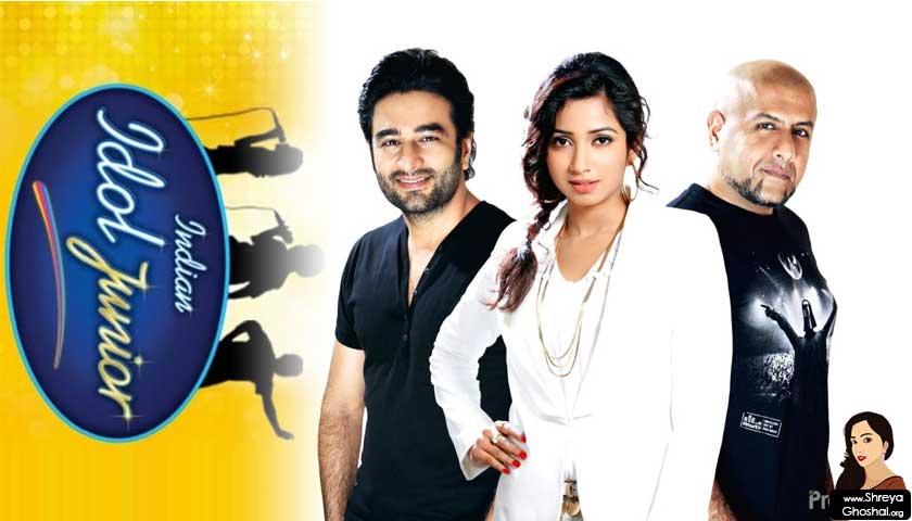 Indian Idol Junior jury