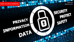 Privacy and user agreement