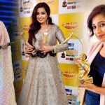 shreya ghoshal, awards