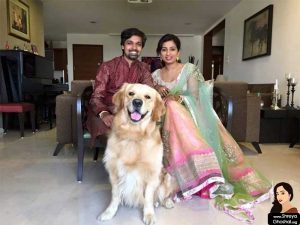 Sherlock, Shreya Ghoshal celebrating her 5th wedding anniversary