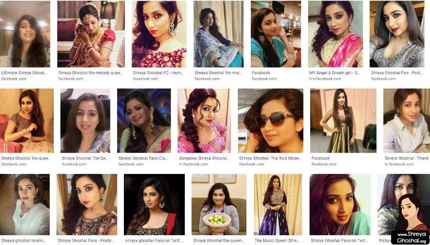 shreya ghoshal, google images